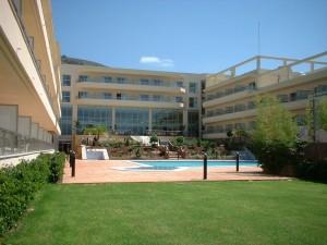 Jardines del Hotel Sun Palace
